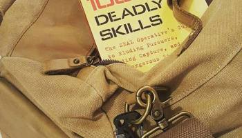 100 Deadly Skills Survival Edition Skill 58 - Barricading Inward Opening Doors