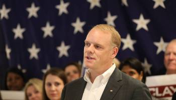 Former SEAL Clay Tippins declares entry in Georgia Governor's race