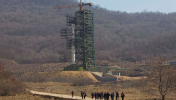 Kim aims to arm missiles with bio weapons as US blacklists ships for violating sanctions