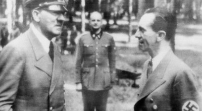 On this day in history: Goebbels condemns the Italians' lax treatment of Jews