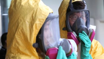 Anthrax antibodies found in North Korean defector indicate biological weapons program