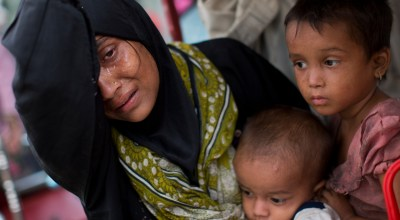 Rape a commonly used weapon against Rohingya civilian women