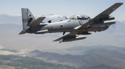 Philippine Air Force purchases 6 Embraer A-29 Super Tucano Aircraft