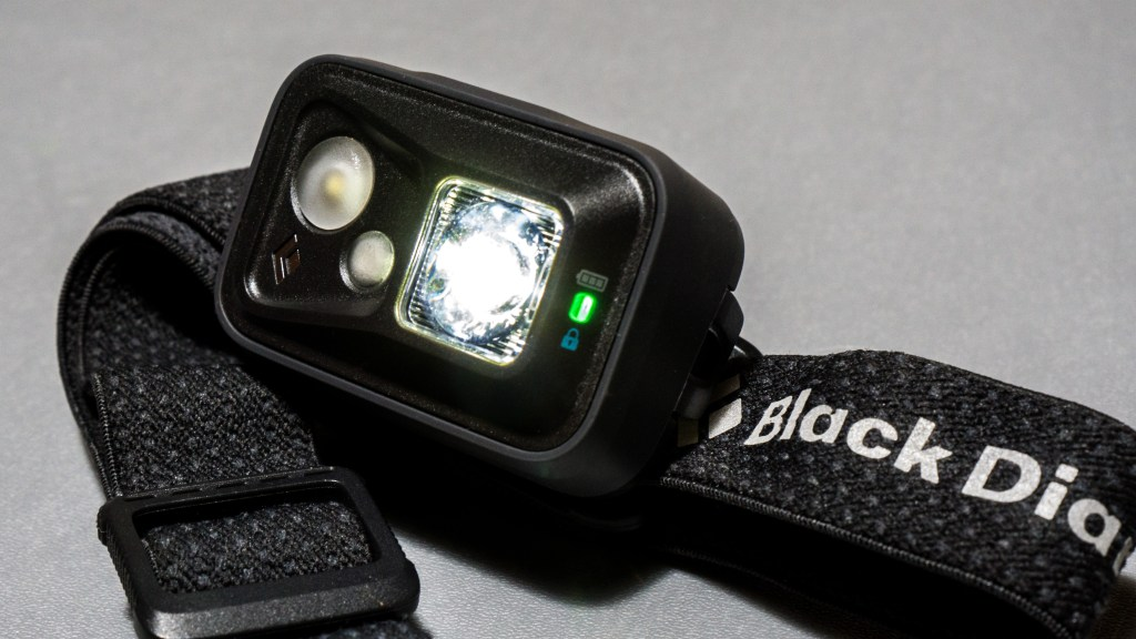Black Diamond Spot Headlamp | They upgraded, so should you