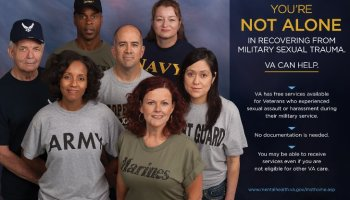 Advocacy Groups Sue US Military To Get Sexual Assault Records