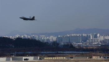 US Deploys F-22 Raptors to South Korea