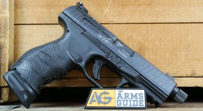 First Look: Walther Q4 TAC ~ Video