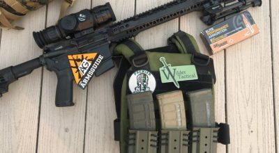 Wilder Tactical Evolution Magazine Pouches: More secure, much faster