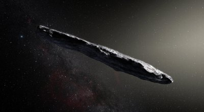 Watch: Is a cigar-shaped interstellar object that flew past Earth a sign of alien technology?