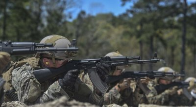 Loadout Room photo of the day: Air Force Special Tactics integrate into Marine Raider training