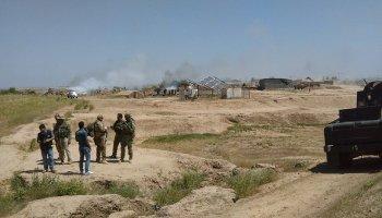 American mercs hold off ISIS attack in Kirkuk