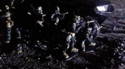 Spectre Miniatures: Wargaming and art for the modern military mind