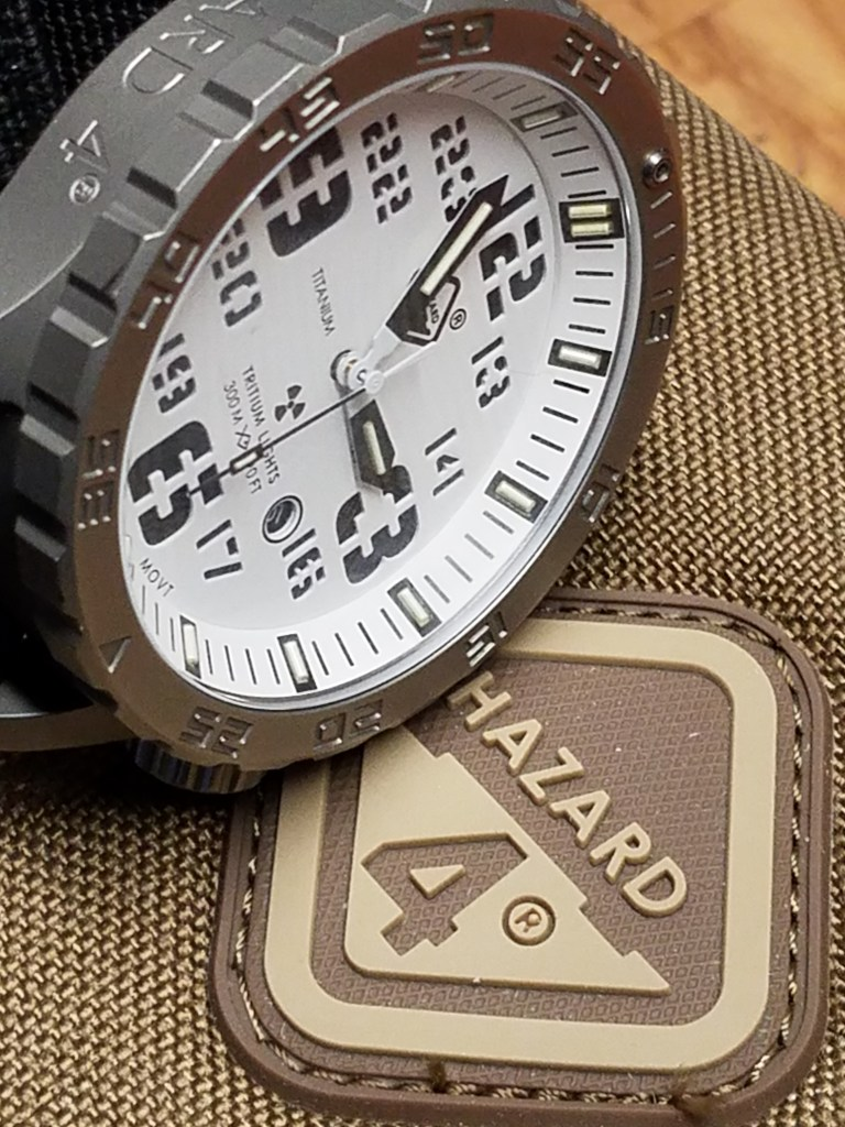 hazard 4 watch