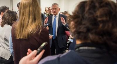 Read SECDEF James Mattis' DoD-wide memo following government shutdown