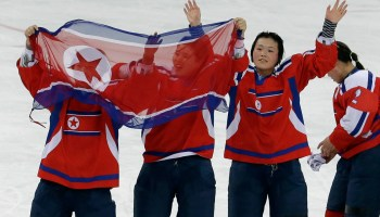 Diplomacy or weakness? South Koreans question their government's plan to combine Olympic teams with North Korea