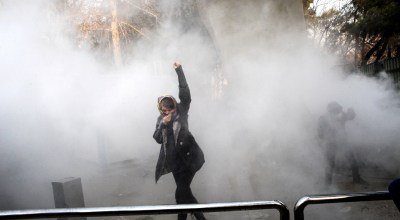 Iranian leaders see foreign hand in protests