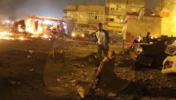 At least 33 killed in car bombing in Benghazi, Libya