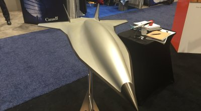 Boeing unveils their own plans for a Mach 5 capable SR-71 successor