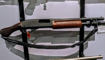 Remington Brings back the Witness Protection 870