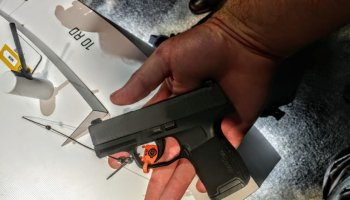 The SIG P365 – Yes it's that small