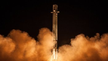 Military Satellite Launched by Space X Appears Lost