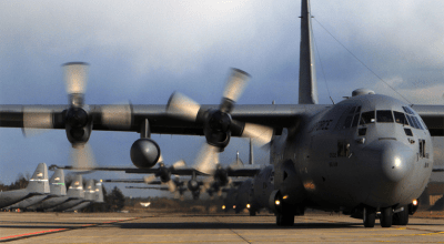 Watch: C-130 in Action – Did You Know the Mighty Herc Could Do All This?