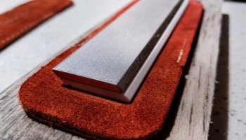 Spyderco Double Stuff | A good field sharpener goes a long way