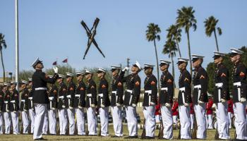 Drill & Ceremony: What does it have to do with war?