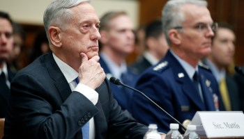 Mattis to Congress: Stop letting domestic politics 'hold our nation's defense hostage'
