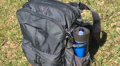 Tired of leaving your full-sized go-bag in your vehicle? Check out the Vertx EDC Essential Bag