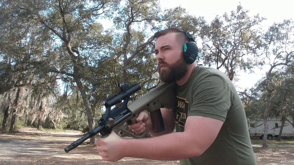 Steyr Aug Review