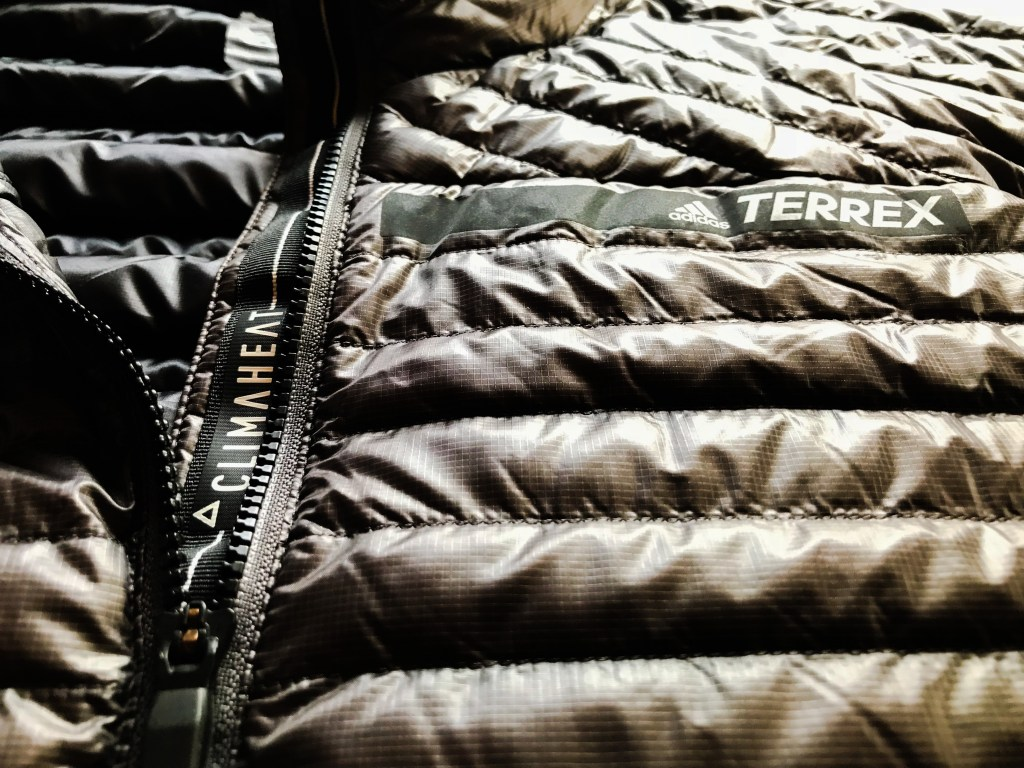 Terrex Climaheat Agravic Micro Down Jacket