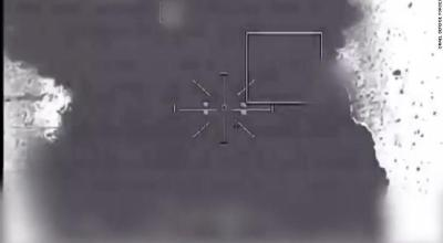 Watch: Israeli Defense Forces (IDF) Shoots Down Iranian Drone