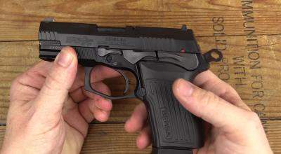 Watch: Bersa TPR9C Alloy Framed Double Stack