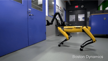 Watch: Boston Dynamics new robots are opening doors in the creepiest ways possible