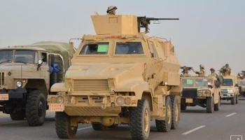 Egypt Kills 53 Terrorist in Week-Long Sinai Offensive