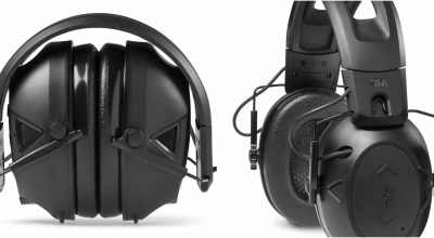 Peltor Sport Tactical 300 and 500 Electronic Hearing Protectors