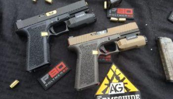 POLYMER80's PF940v2: Advanced 80% Frames for Full Sized Glocks