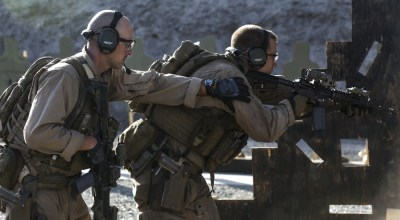 Loadout Room photo of the day: Recon Marines train for close quarters combat