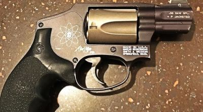 A story about my Smith & Wesson 38 Special and lessons learned