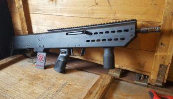 Jard J68 Pistol Caliber Carbine Fun: Graham Baates
