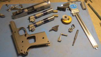1911 Pistol Bits and Pieces: Shoot It Until it Breaks