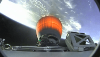 Was SpaceX forced to cut live feed from Friday's launch for 'national security' reasons?