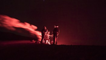 SOF Pic of the Day: Special Operations troops pop flares