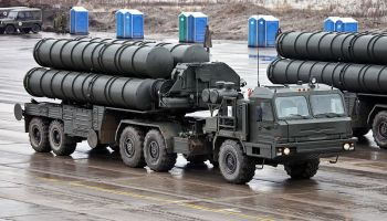 Iraq contemplates acquiring Russian S-400 air defense missile systems