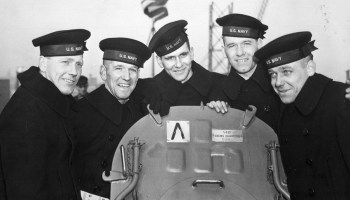 Watch: USS Juneau wreckage is discovered -- the ship on which the Sullivan brothers were lost