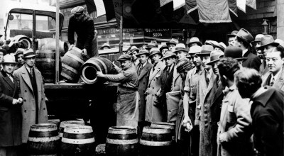 On this day in history: Alcohol becomes Legal