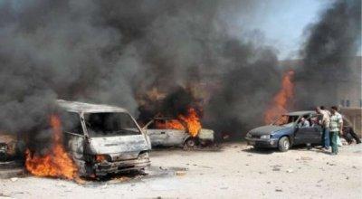 Car bomb in Kurdistan severely injures 2 Peshmerga