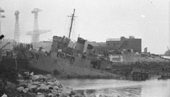Operation Chariot: Royal Marine Commandos Raid on St. Nazaire