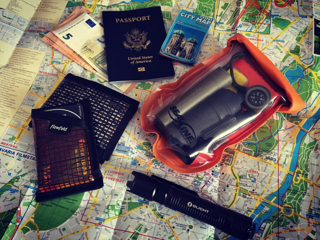 Overseas Travel: Having an escape and evasion mindset
